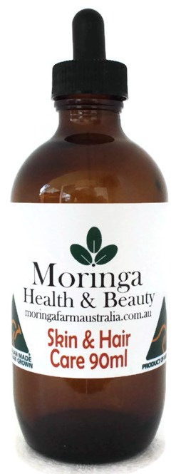 Moringa SKIN CARE Hair Care 90ml - Pure Moringa seed oil