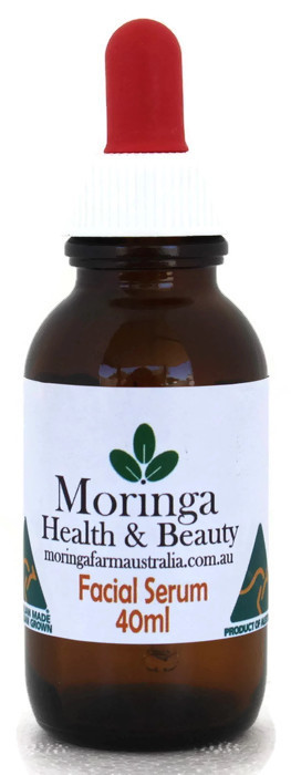 Moringa FACIAL SERUM - Anti-Oxidant intensive 40ml