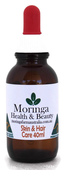Moringa SKIN CARE Hair Care 40ml - Pure Moringa seed oil
